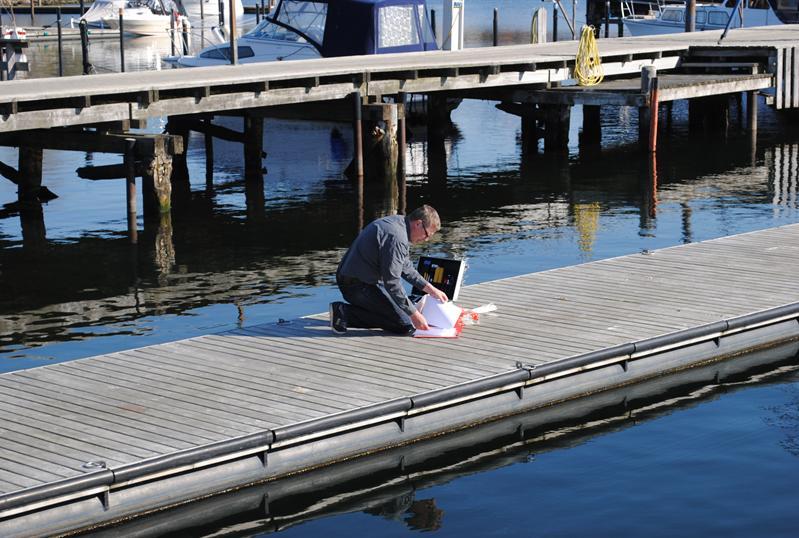 Kolding sejlklub maaler